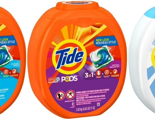Tide Pods in Fishbowls